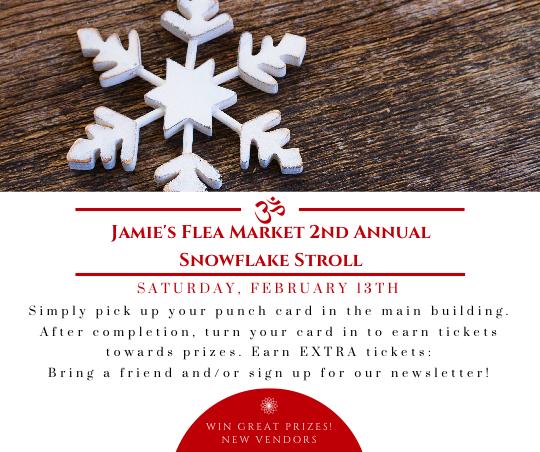 Jamie's Flea market Ohio